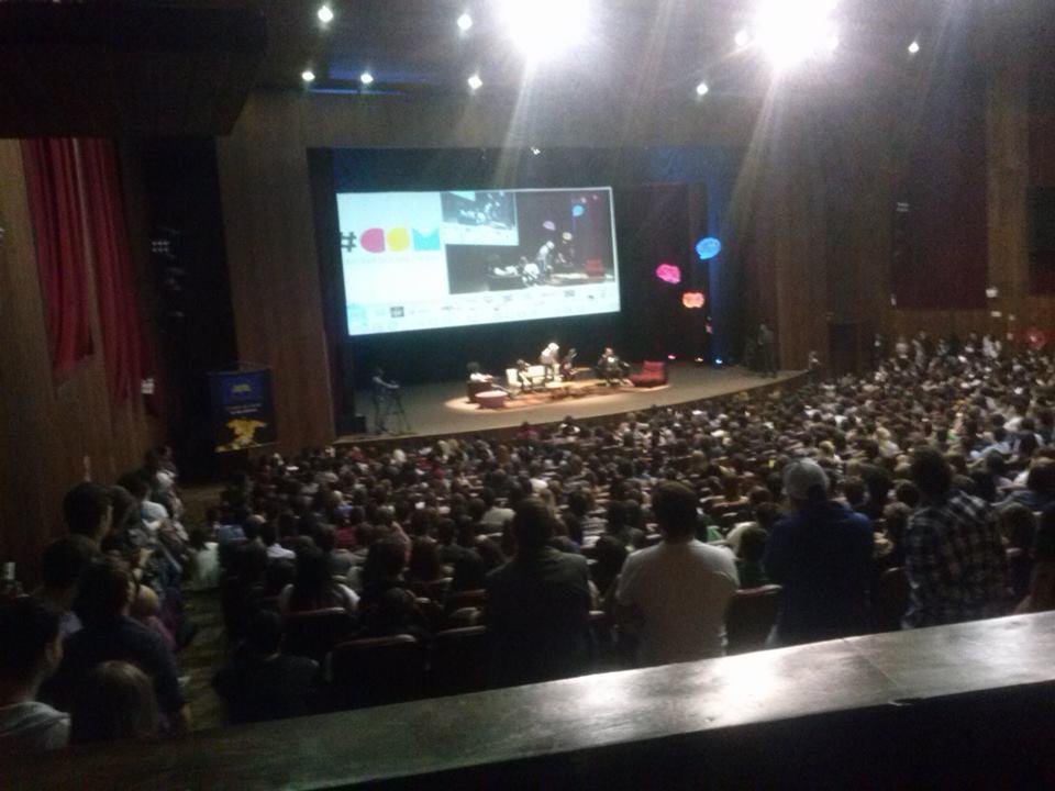 Aprendizado e aperfeiçoamento… Curitiba Social Media 2015